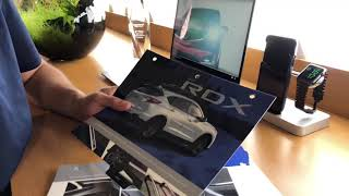 Download Your first quick look on our 2019 Acura RDX accessories look book Video