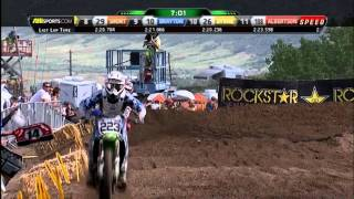 Download 2011 AMA 450 Motocross Round 5 Thunder Valley In HD Video
