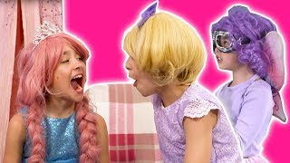 Download PRINCESS OLIVIA'S TOOTH FELL OUT! 😬 Tooth Fairy Prank - Princesses In Real Life   Kiddyzuzaa Video