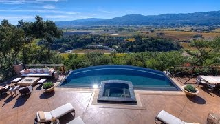 Download Wine Country Masterpiece in St. Helena, California Video
