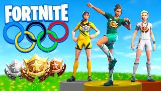 Download The OLYMPICS In Fortnite Battle Royale! Video