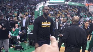 Download LEBRON JAMES NOTICED ME!! Video
