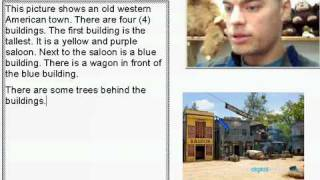 Download Learn English Make a Sentence and Pronunciation Lesson 2: Saloon Video