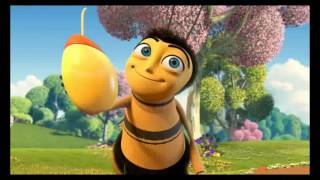 Download Bee Movie Trailer except the Seinfeld theme plays every time they say bee Video