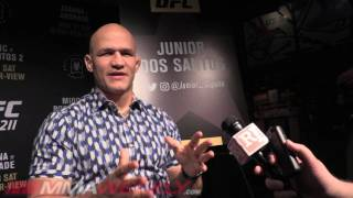Download Junior dos Santos 2017 Is Going To Be My Year Video