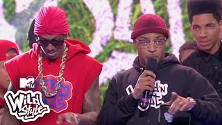 Download T.I. vs Nick Cannon & Justina Valentine Goes In on the Black Team 🎤 | Wild 'N Out | #Wildstyle Video