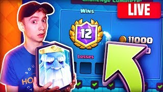 Download The ROYAL GHOST IS HERE! 12-0 FIRST TRY GG. | Clash Royale Video