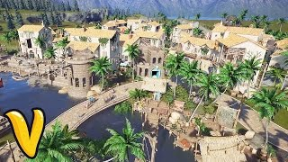 Download PLANET COASTER BIGGEST PIRATE CITY! :: Planet Coaster Let's Build #4 Video