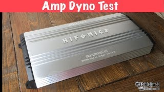 Download Is That 3kW RMS or MAX? HiFonics Brutus BRX3016.1D 3000 watt Amp Dyno Test Video