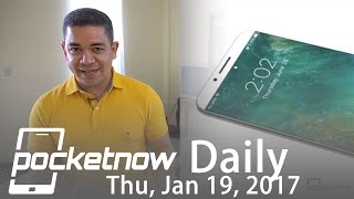 Download iPhone X and iPhone 7s rumors, Galaxy S8 assistant & more - Pocketnow Daily Video