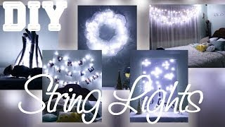Download 5 DIYs with String Lights Video