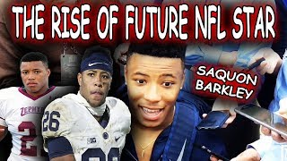 Download The UNLIKELY RISE of Saquon Barkley!!! Video