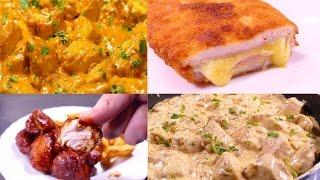Download 5 recetas de pechugas de POLLO que no puedes perderte + vuestros platos Video
