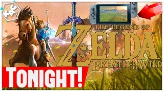 Download NINTENDO SWITCH ZELDA AT THE GAME AWARDS TONIGHT!?! Video
