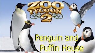 Download Zoo Tycoon 2| Let's Play| Tundra Zoo Ep.6 - Penguin and Puffin House Video