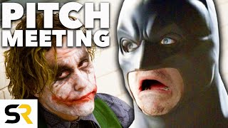 Download The Dark Knight Pitch Meeting Video