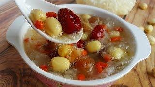 Download Cách nấu Chè Hạt Sen Nấm Tuyết của người Đài Loan Bạn đã biết cách nấu chưa Video