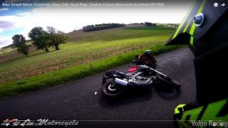 Download Biker Smash Mirror | Extremely Close Calls, Road Rage, Crashes & Scary Motorcycle Accidents [EP #34] Video