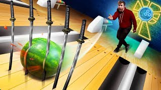 Download Bowling Into SWORDS Challenge! Video