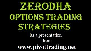 Download Options Trading Strategies Tool in Zerodha - pivottrading.co.in (in Hindi) Video