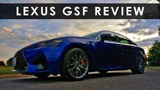 Download Review | 2017 Lexus GSF | V8 Redemption Video