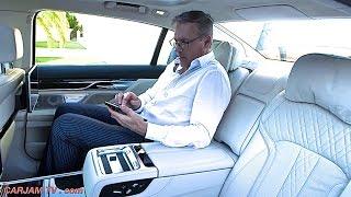 Download BMW 7 Series 2016 INTERIOR BMW G11/G12 Commercial BMW 750Li xDrive M Sport CARJAM TV HD Video