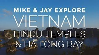 Download VIETNAM - Hindu Temples & Ha Long Bay (Part 3) Video