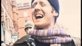 Download Glen Hansard busks Van Morrison Video