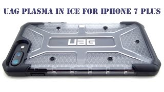 Download Show off your Black iPhone 7 Plus with the UAG Plasma in Ice! Video