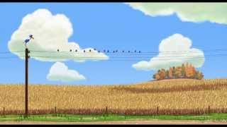 Download Court-métrage Disney•Pixar - Drôles d'oiseaux sur une ligne à haute tension Video