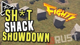 Download RUST STARTER BASE SHOWDOWN - Rust shacks for early game - base building guide Video