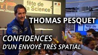 Download Thomas Pesquet : Confidences d'un envoyé très spatial - L'Esprit Sorcier Video