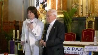 Download Camilo Sesto presenta junto al Padre Ángel el Padre Nuestro con la voz del Papa Francisco Video