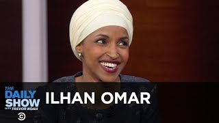 Download Ilhan Omar - Fighting for a Better Life for All Americans | The Daily Show Video