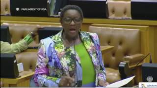 Download Must Watch: Bathabile Dlamini vs Mbuyiseni Ndlozi vs Chairpeson Video