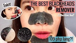 Download BLACKHEAD NOSE PORE STRIPS IN WATSONS | GRABE! TANGGAL LAHAT? Video