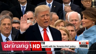 Download Look back at first month of Trump presidency 201037 Video