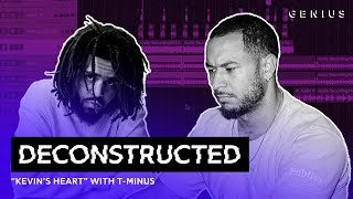 Download The Making Of J. Cole's ″Kevin's Heart″ With T-Minus | Deconstructed Video