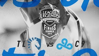 Download TL vs. C9 | Finals Game 1 | NA LCS Summer Playoffs | Team Liquid vs. Cloud9 (2018) Video