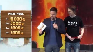 Download Jason's low elixir GIANT deck highlights + Interview at Helsinki Tournament Video