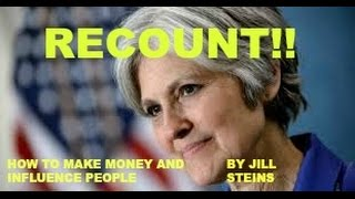 Download JILL STEINS RECOUNT SHAM Video