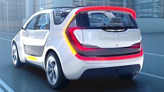 Download Chrysler Portal REVIEW Chrysler Self Driving Car Review Electric 2017 CES Auto CARJAM TV Video
