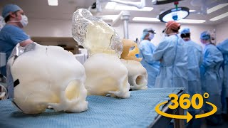 Download Bentley's Second Chance - Part Three: Inside the operating room | Boston Children's Hospital Video