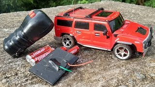 Download How To Make Normal RC Car To High SPEED RC Car - Easy Trick Video