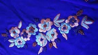 Download مجموعة مختارة لكم احبائي من طرز الرباطي * أروع الموديلات Embroidery Video