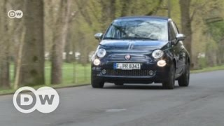 Download The world's smallest yacht: Fiat 500C Riva | DW Englisch Video