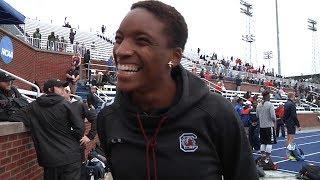 Download Tyler Brockington at the NCAA East Regional - 5/25/17 Video