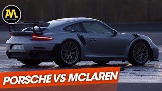 Download Duel : la Porsche 911 GT2 RS défie la McLaren 720 S Video