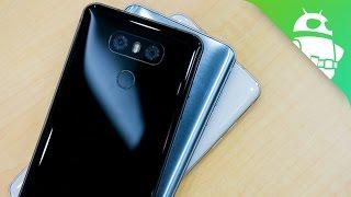 Download LG G6 hands-on: LG's return to form! Video
