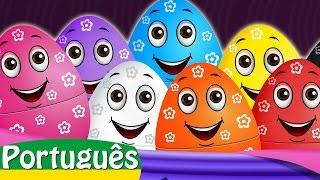 Download Ovos Surpresa Com Brinquedos Vida Selvagem | Animais Selvagens | ChuChu TV Português Video